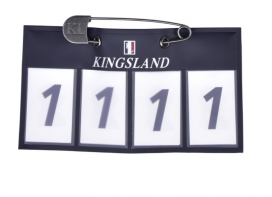 TABIT NUMBER PLATE 4 DIGITS NAVY