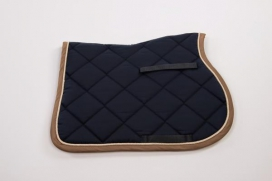 ELEGANCE SCHABRAK LAMICELL FULL NAVY/TAUPE