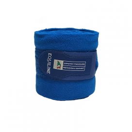 YEARLING FLEECEBANDAGE EQUILINE ROYAL