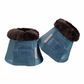 BOOTS FAUXFUR PLATINUM COLLECTION 20 ESKADRON VINTAGEBLUE