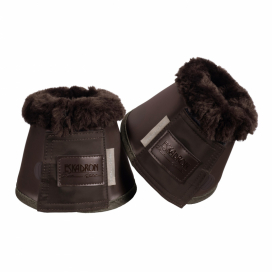 BOOTS FAUXFUR PLATINUM COLLECTION 20 ESKADRON HAVANNA BROWN