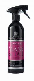 CANTER MANE & TAIL CONDITIONER SPRAY 500ML