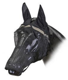 FLUGMASK MED MULSKYDD ANTI-UV HORSE GUARD
