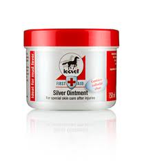 FIRST AID SILVER OINTMENT LEOVET