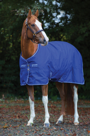 AMIGO HERO 900D TURNOUT LITE 0 GRAM ATLANTIC BLUE HORSEWARE