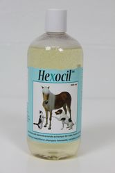 HEXOCIL SCHAMPO 500ML