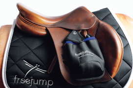 STIRRUP POCKET FREE JUMP BLUE