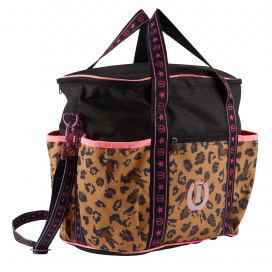 BEAUTIFUL WILD GROOMINGBAG IMPERIAL LEOPARD