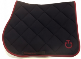 TECH JUMPING SADDLE PAD CAVALLERIA TOSCANA NAVY