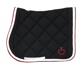 MICRO PERFORATED CT JUMPING SADDEL PAD CAVALLERIA TOSCANA