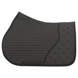 CT QUILTED INSERT JUMPING SADDLEPAD FULL GRÅ