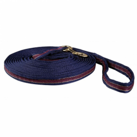 LONGERLINA MORELLO HKM 8 M NAVY/BERRY