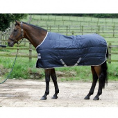 AMIGO INSULATOR 210D MEDIUM 200 GRAM NAVY HORSEWARE